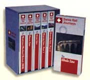 Swiss Rail Journeys - 6 Volume Set - Travel Video.