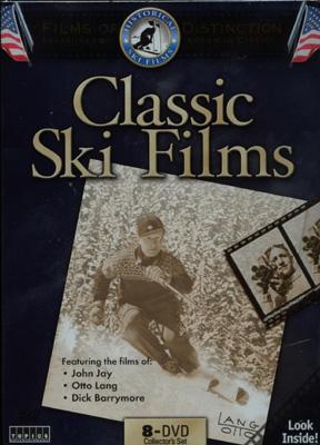 Classic Ski Films - Travel Video - DVD.