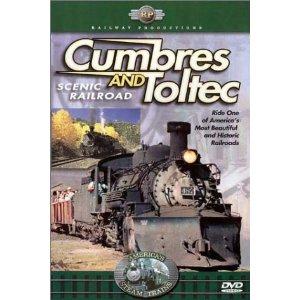 Great American Train Ride Cumbres and Toltec- Railroad Video.