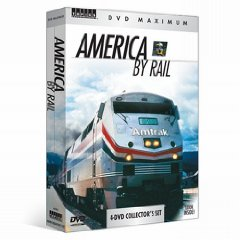 America By Rail - Travel Video.