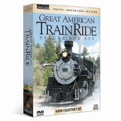Great American Train Ride - Travel Video.