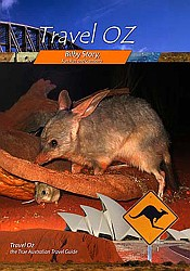 Bilby Story, Fun Run and Canberra - Travel Video.