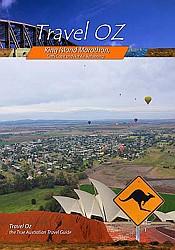 King Island Marathon, Coffs Coast and Hot Air Ballooning - Travel Video.