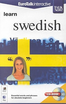 Talk Now! Swedish CD ROM Language Course.