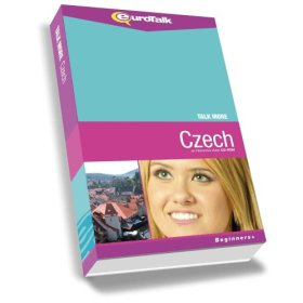 Talk More! Czech CD ROM Language Course.