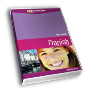 Talk More! Danish CD ROM Language Course.