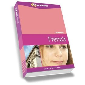 Talk More! French CD ROM Language Course.