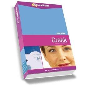 Talk More! Greek CD ROM Language Course.
