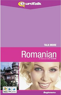 Talk More! Romanian CD ROM Language Course.