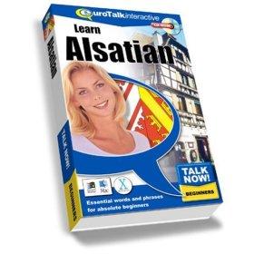 Talk Now! ALSATIAN CD ROM Language Course.