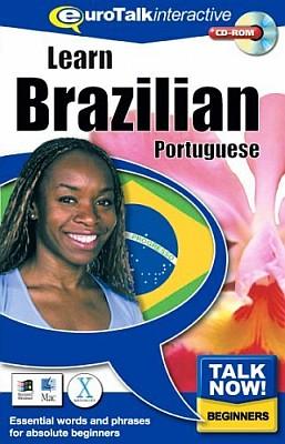 Talk Now! Brazilian CD ROM Language Course.