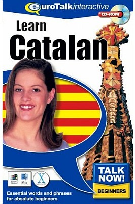 Talk Now! Catalan CD ROM Language Course.