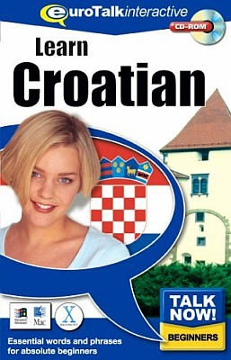 Talk Now! Croatian CD ROM Language Course.