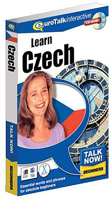 Talk Now! Czech CD ROM Language Course.