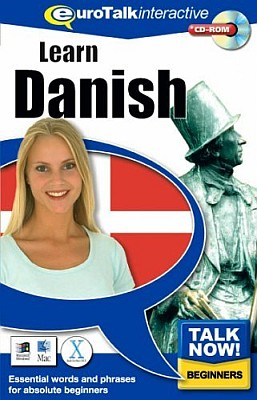 Talk Now! Danish CD ROM Language Course.