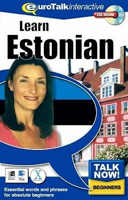 Talk Now! Estonian CD ROM Language Course.