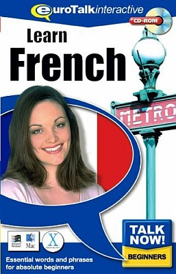 Talk Now! French Language CD ROM Course.