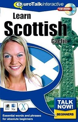 Talk Now! Gaelic (Scottish) CD ROM Language Course.