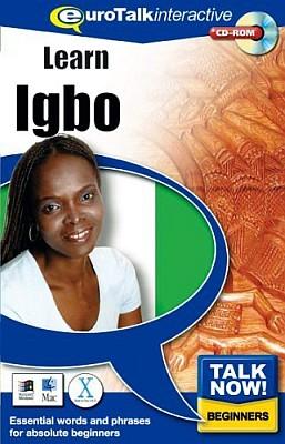 Talk Now! Igbo CD ROM Language Course.