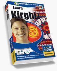 Talk Now! Kirghiz CD ROM Language Course.