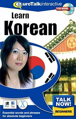 Talk Now! Korean CD ROM Language Course.