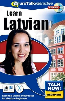 Talk Now! Latvian CD ROM Language Course.