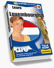 Talk Now! Luxembourgish CD ROM Language Course.