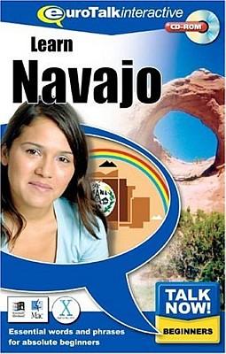 Talk Now! Navajo CD ROM Language Course.