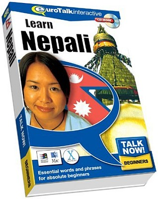 Talk Now! Nepalese CD ROM Language Course.