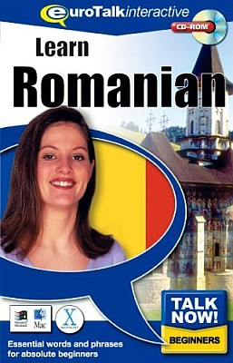 Talk Now! Romanian CD ROM Language Course.