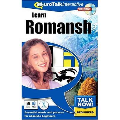 Talk Now! Romansch CD ROM Language Course.