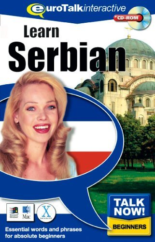 Talk Now! Serbian CD ROM Language Course.