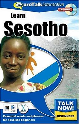 Talk Now! Sesotho CD ROM Language Course.