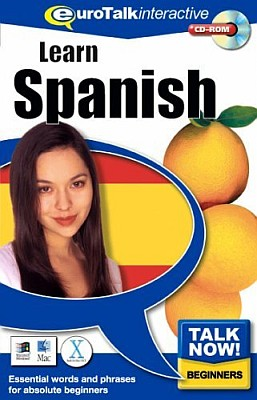 Talk Now! Spanish CD ROM Course.