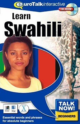 Talk Now! Swahili CD ROM Course.