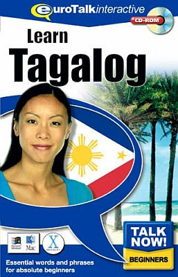 Talk Now! Tagalog CD ROM Language Course.