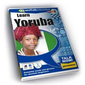 Talk Now! Yoruba CD ROM Language Course.