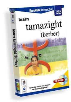 Talk Now! Tamazight CD ROM Language Course.