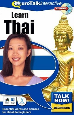 Talk Now! Thai CD ROM Language Course.