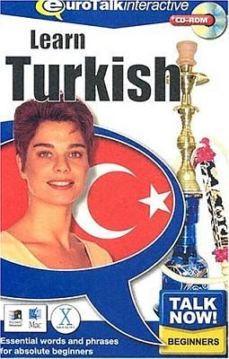 Talk Now! Turkish CD ROM Language Course.