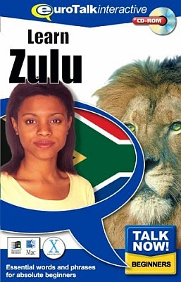 Talk Now! Zulu CD ROM Language Course.