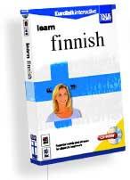 Talk Now! Finnish CD ROM Language Course.
