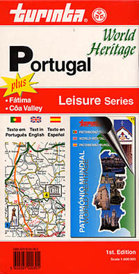 """Portugal: Complete Map and Guide to the UNESCO """"World Heritage Sites"""" in Portugal."""
