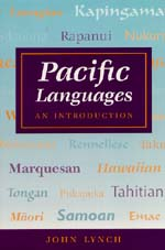 Pacific Languages: An Introduction.