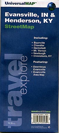 Evansville and Henderson, Kentucky, America.