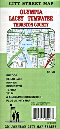 Olympia, Lacey and Tumwater, Washington, America.
