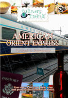 American Orient Express - Portland to Sacramento - Railroad Video.