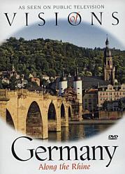 Germany Along The Rhine - Travel Video.