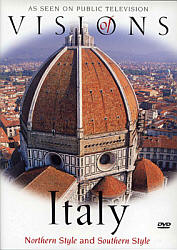 Italy Northern Style and Southern Style - Travel Video.