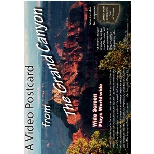 A Video Postcard from The Grand Canyon - Travel Video.